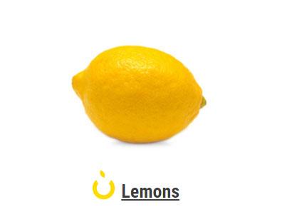 Lemons>Sort 3 Technology